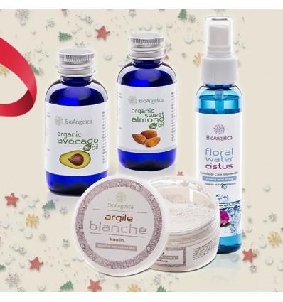 Karácsonyi ajándékcsomag érzékeny és dehidratált bőrre