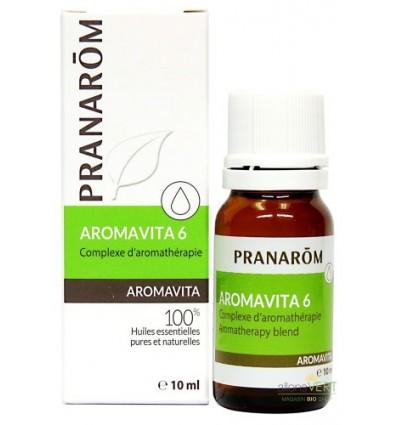 Megfázás és influenza keverék - Pranarom Aromavita 6