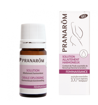 Harmonikus szülés bio olajkeverék Pranarom