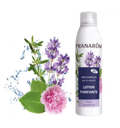 Aromavíz keverék problémás bőrre Pranarom