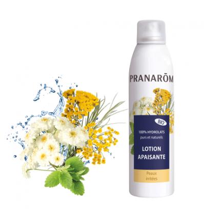 Aromavíz keverék irritált bőrre Pranarom